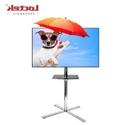 Loctek P4S Outdoor Universal Rolling TV Cart LCD Monitor Sta