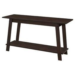 Monarch Specialties 42 in. TV Stand with Storage Shelf