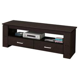 Monarch Specialties 48 in. TV Stand with 2 Storage Drawers