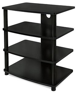 Mount-It! Media Stand Entertainment Center For TV, Audio Vid