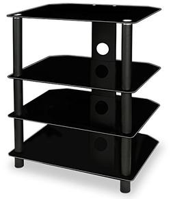 Mount-It! AV Component Media Stand, Audio Tower and Media Ce