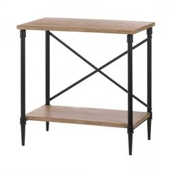 New Industrial Style Console Table Furniture End Home Decor