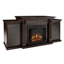 Real Flame 7720E Calie Entertainment Unit with Electric Fire