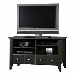"Sauder 409795 Shoal Creek Panel TV Stand For 42"""", Jamocha W"