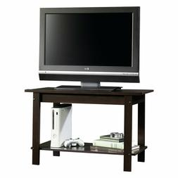 "Sauder 413022 Beginnings TV Stand For 37"""", Cinnamon Cherry"