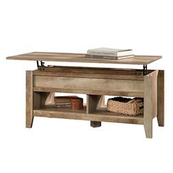 "Sauder 420011 Dakota Pass Lift Top Coffee Table, L: 43.15"" x"