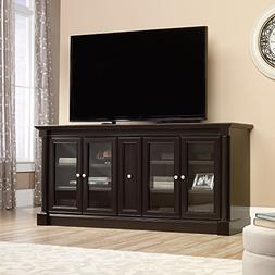 Sauder 417728 Palladia Entertainment Credenza Wind Oak Finis