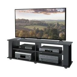Sonax FS-3580 Fillmore TV Stand, Midnight Black