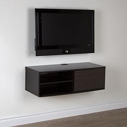South Shore Agora Wall Mounted Media Audio/Video Console wit