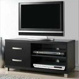 "Techni Mobili RTA-8896-BK Modern TV for Up to 40"" Stand with"