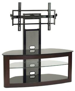 TransDeco TV Stand with Universal Mounting System for 35 to