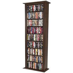Venture Horizon Single Media Storage Tower - 754 x CD, 312 x