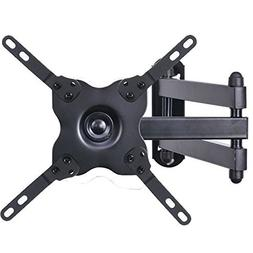 VideoSecu TV Wall Mount Monitor Bracket with Full Motion Art