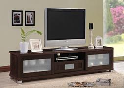 Baxton Studio Wholesale Interiors Gerhardine Wood TV Cabinet