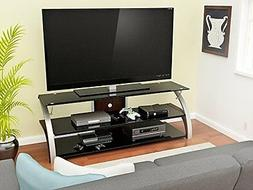 Z-line Designs - Elecktra Tv Stand For Most Flat-panel Tvs U