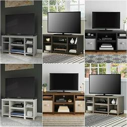 """Adjustable Entertainment Center Stand TV Console 50"""" Media S"""