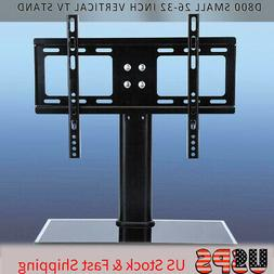 adjustable universal tv stand replacement pedestal base