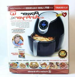 Power AirFryer XL 5.3-qt. NEW IN BOX! Fryer Air