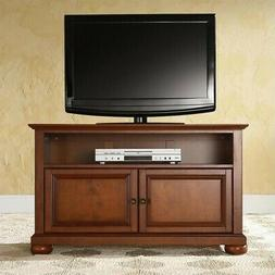 "Alexandria 42"" TV Stand in Classic Cherry"