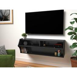 PrePac Altus Wall Mounted A/V Console - 100 x Blu-ray - 2 Co