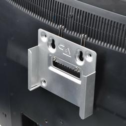 Aluminium TV Stand Bracket Wall Holder Mount Hook Hanger for