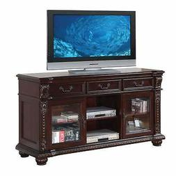 ACME Anondale Cherry TV Stand
