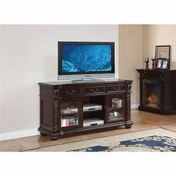 Acme Anondale TV Stand in Cherry