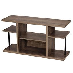 Household Essentials 8072-1 Ashwood Media Center | Entertain