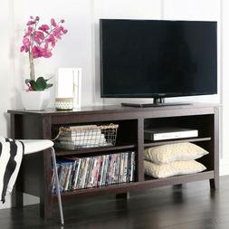 We Furniture Az58Cspes Classic Wood Tv Stand, 58-Inch, Espre
