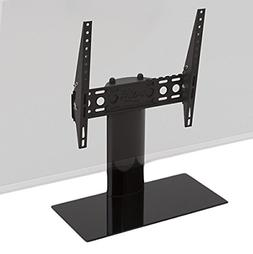 AVF B401BB-A Universal Table Top TV Stand / TV Base - Adjus