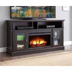 "Whalen Barston Media Fireplace for TV's up to 70"", Expresso"