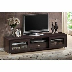 Baxton Studio Beasley 70 in. TV Cabinet
