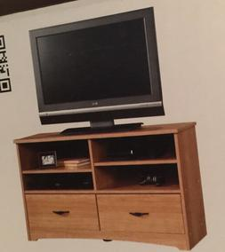 Sauder Beginnings Tv Stand Highland Oak 414162- Local pick u
