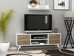Decorotika - Bellisimo 47' TV Stand and Media Console with C