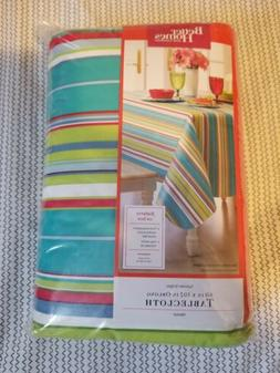 Better Homes and Gardens PVC vinyl Tablecloth 60 X 102 Summe