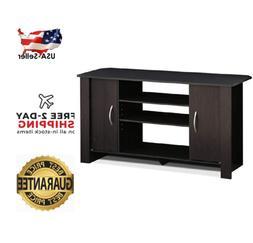 Brand New Furinno 14055EX Econ TV Stand Entertainment Center