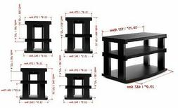 Brand New Aleratec 3-Tier LCD | LED TV Swivel Stand Entertai