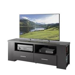 Sonax Bromley Ravenwood Black TV Bench for TVs up to 70