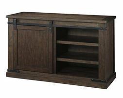 Ashley Furniture Signature Design - Budmore TV Stand - Slidi