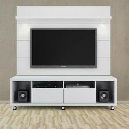 "Manhattan Comfort Cabrini 60"" TV Stand & Floating Wall TV Pa"