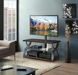 Whalen Furniture Calico 3-in-1 TV Stand 54-Inch