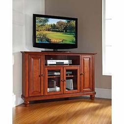 Crosley Furniture Cambridge KF10006DCH A/V Equipment Cabinet