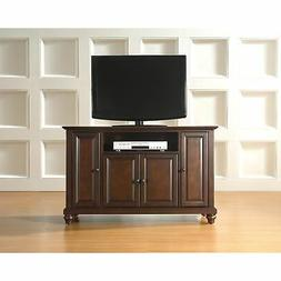 Crosley Furniture Cambridge 48-inch TV Stand - Vintage Mahog