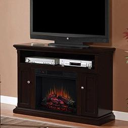 ClassicFlame Cannes Infrared Electric Fireplace Media Cabine