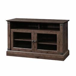 "Sauder 422036 Carson Forge TV Stand, 47"", Coffee Oak Finish"