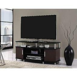 Center Media TV Stand Cabinet Console Table Storage Modern E