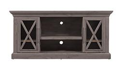 Comfort Smart Charles TV Stand, Spanish Gray