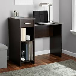 Cherry Finished Designer Student Desk with Easy-glide Drawer