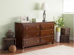 Chest Of Drawers Clothes Organizer Bedroom Storage TV Stand