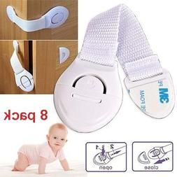 Child Safety Locks | For Baby Proofing Cabinets, Drawers, Ap